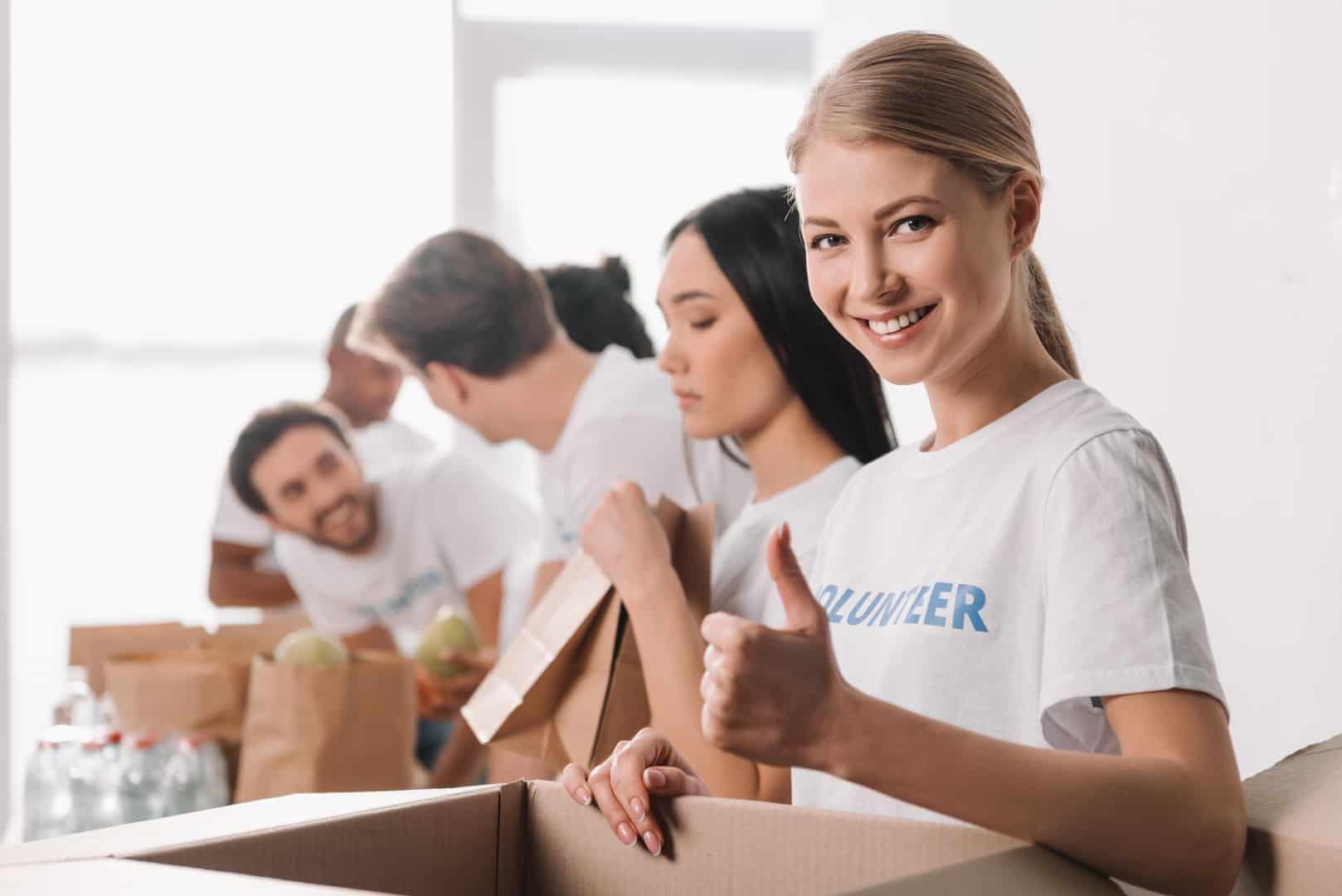 Działalność charytatywna w firmie