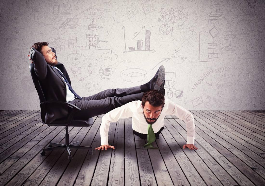 Terror w pracy – co to jest mobing?