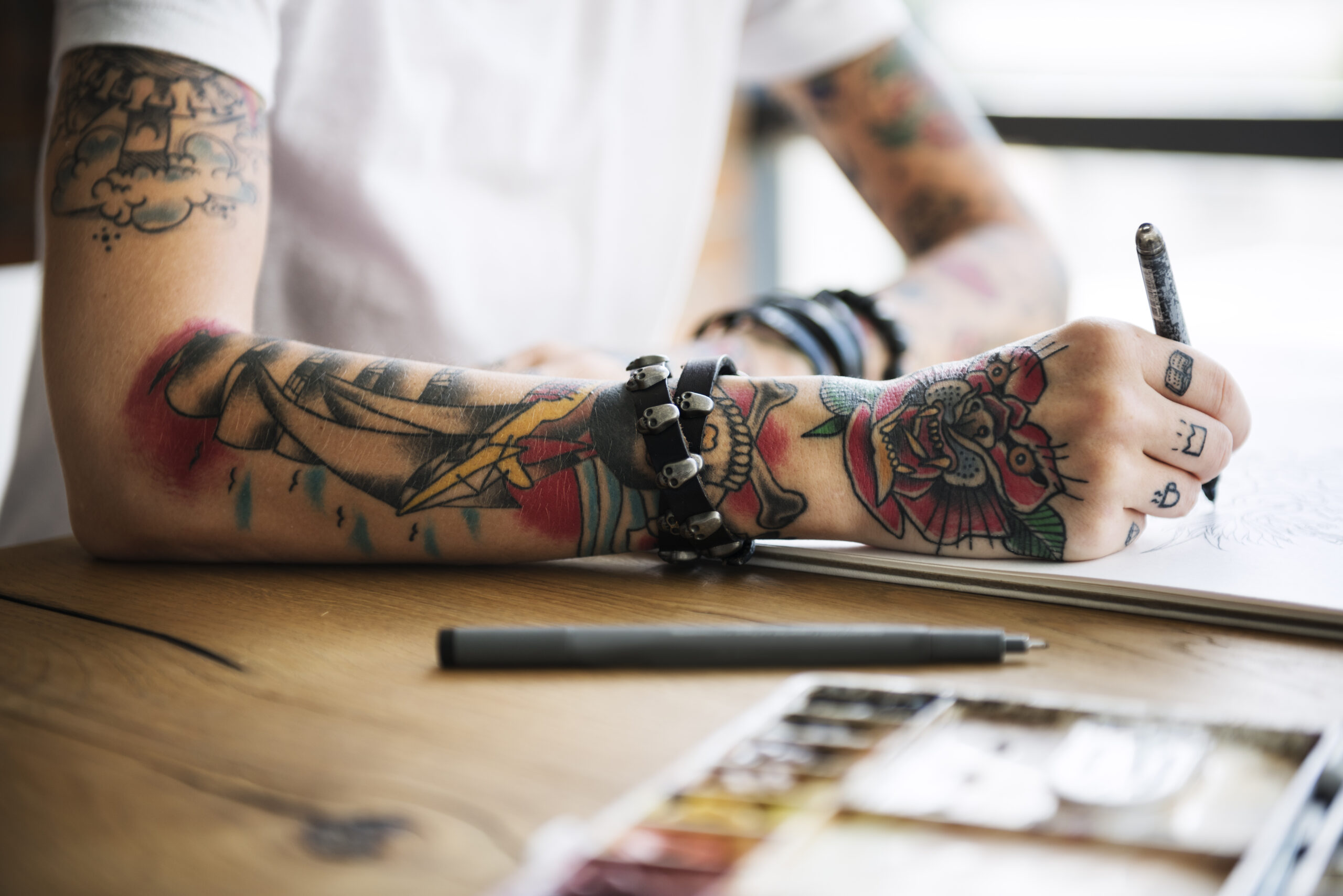 Czy tatuaż to problem?