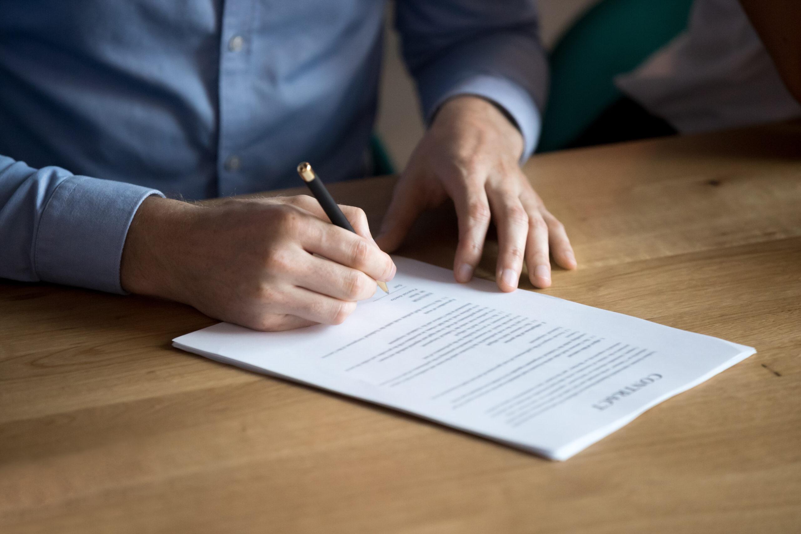Obowiązek zgłaszania umowy o dzieło już od 1 stycznia 2021 r.